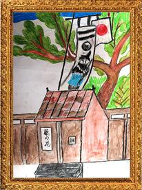 『まつの木とこっき』