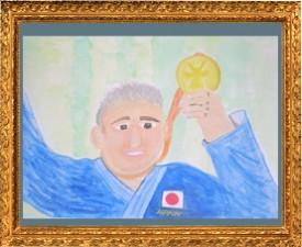 『がんばれ日本! やったね金メダル!』